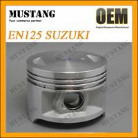 OEM Motorcycle Engine Piston EN125 for SUZUKI Spare Parts