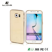Ultrathin Case Cover for s6 with Sloft Flip Protective Skin ultra thin TPU case For Samsung Galaxy s6 DLONS