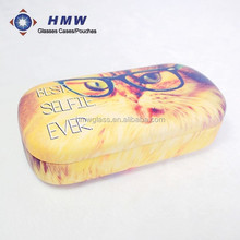 new glasses case with digital printing cat