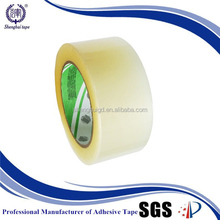 Colorful Bopp Packing Tape Acrylic/Hotmelt Glue High Adhesion
