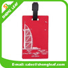 Cheap Wholesale Personalised Leather Baggage Tag