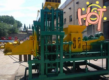 Hydraulic type QT10-15 Concrete Block Making Machine Price In India/Cement Brick Making Machine Price In India