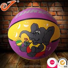 Wholesale mini basketball customize your own basketball