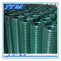 1/2 inch plastic coated welded wire mesh/welded wire mesh size