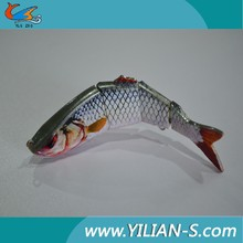 Wholesale plastic fishing lures jointed fishing lures