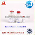 antibióticos naturales inyección de dexametasona con gmp pharmaceuticals
