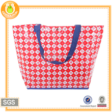 anto computer sewing pp grocery non woven shopping bags with long handle