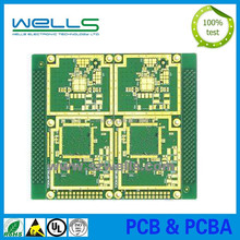 ENIG PCB for bonding