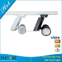 25W 30W LED Track Spot Light Focus Adjustable and Zoom Function Track Light