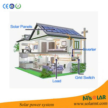 Solar panel micro inverter 250w and 300W 120v 230v 50hz 60hz for use with grid tie solar power system