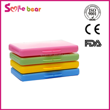 2015 hot selling wholesale plastic travel wipe case for baby