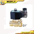 welding machine gas solenoid valve