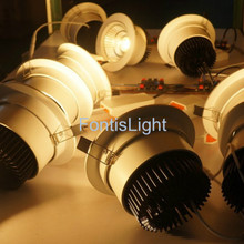 15W downlight COB/230V adjustable COB led downlight