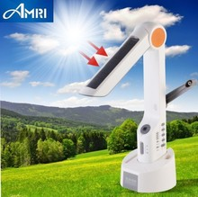 LED Multifunctional solar lighting ;Dynamo Solar Lamp with Radio and Phone Charger ;Multi-functional solar light led table lamp
