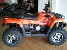 500cc sport quad bike