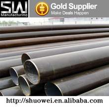 hollow round steel/oil and gas transfer round pipe