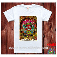 High Quality Man Organic Cotton T-shirt