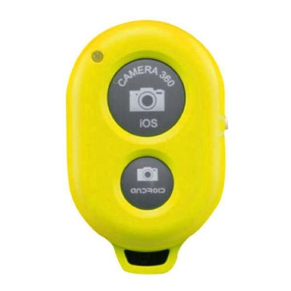 пульт дистанционного управления автоспуска затвора камеры Selfie беспроводной bluetooth для samsung iphone мини видеокамеры