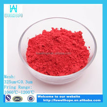 acid stain concrete china Red