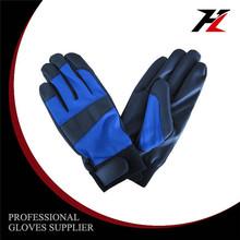 Long serve life high quality mechanic gloves safety