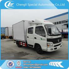 freezer refrigerated cargo van