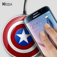 2015 wireless charger mobile phone accessories factory in china