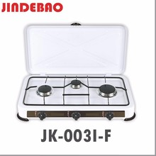 JK-003I-F 3 Burner Euro best gas cooker