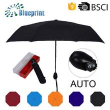 High quality unbreakable anti UV auto open&close fold umbrella