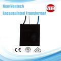 encapsulated transformador 230v ac para 12v ac