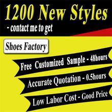 popular sexy american style best selling flat shoe