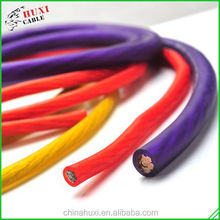 Various Types Of Power Cable ,Transparent PVC insulation Power Cable