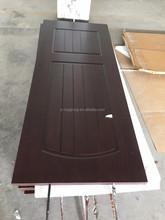 Middle East Style Black Walnut Interior Wood door