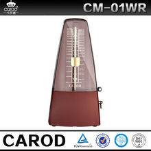 Metrónomo instrumento musical moderna