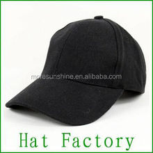 Wholesale custom 100 polyester fitted cap dry fit Factory