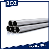 incoloy 800, 800H, 825 Available bar, sheet, tube, pipe, plate, wire