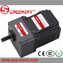 10W ~ 400W small BLDC brushless electric gear 12v dc motor