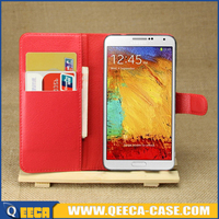 Good quality flip case cover for samsung galaxy note 3 neo folio leather cover