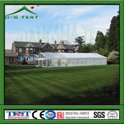 F wedding party tents design