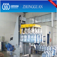 High Cost Effective 5 gallon filling machine complete line