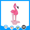 New Design Giant Flamingo Pvc Inflatable Animal Toys For Kids