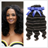 Wholesale hair weave distributors supply top quality 100% brazilian hair weave