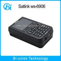 Digital Type and Yes FTA mpeg-4 hd dvb-s/s2 receiver dvb-s dvb-t finder meter