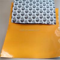 Customized printing paper laminated aluminum foil