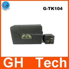 GH G-TK104 Vehicle Magnetic GSM/GPRS/GPS Tracker Quad Band Powerful Magnet Long Standby Time SIRF III Chip for Asset Truck/Van