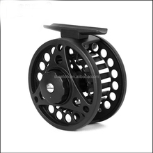 wholesale large arbor cnc machine cut fly fishing reel