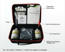 Eversafe Car Emergency Hand Tool tire sealant repair kit