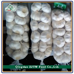 Snow White Natural Fresh Garlic snow white garlic 4.5cm, 5.0cm, 5.5cm, 6.0cm sale