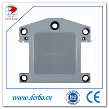 Serie MT ácido resistente al filtro placa de prensa