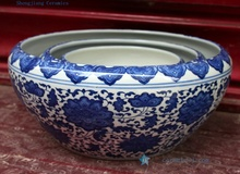 Ceramic Fish Bowl