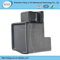 VACUUM FORMING molded plastic housing for electornic frame case ABS, PP materials
